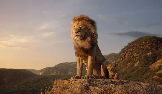 The Official Trailer for 'The Lion King' Has Arrived