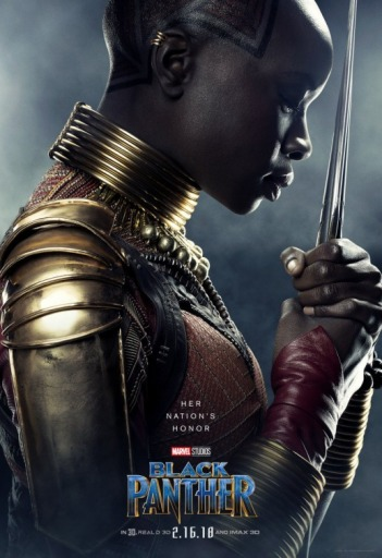 okoyeblackpantherposter