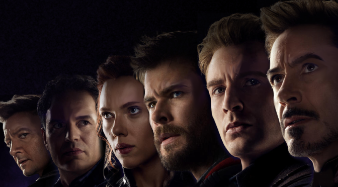 Which Original Avenger Had Your Favorite Story Arc in 'Avengers: Endgame'?