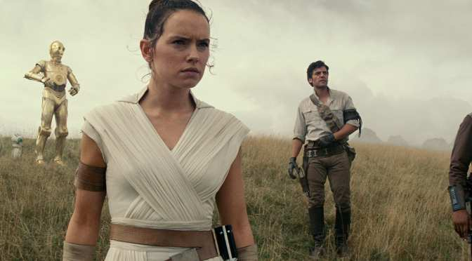 What Was Your Favorite Part of 'The Rise of Skywalker' Teaser?