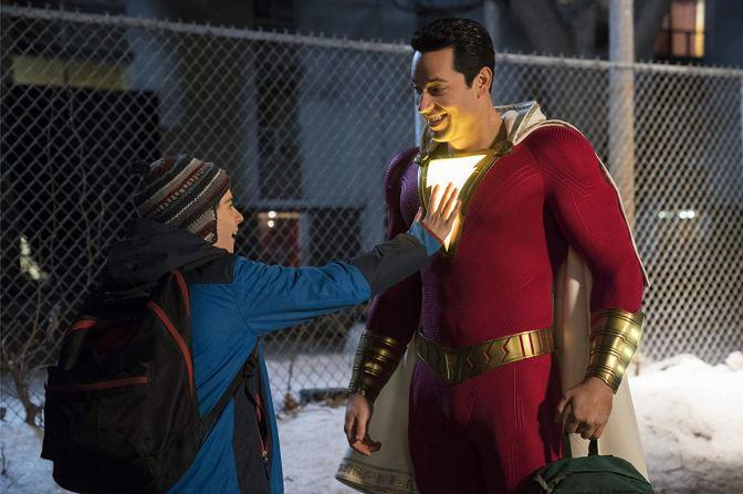 DC Strikes Twice with 'Shazam!'