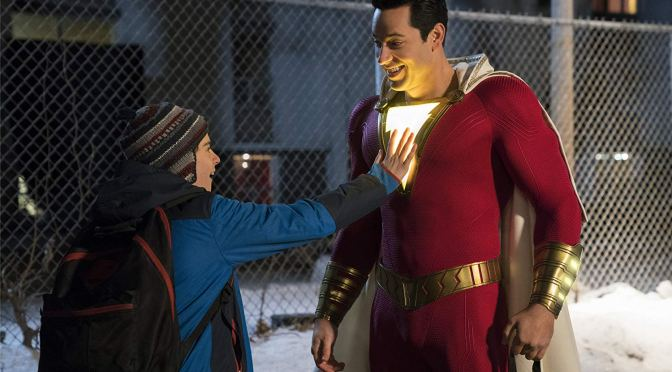 Movie Review Flashback: The DC Universe Strikes Twice with 'Shazam!'
