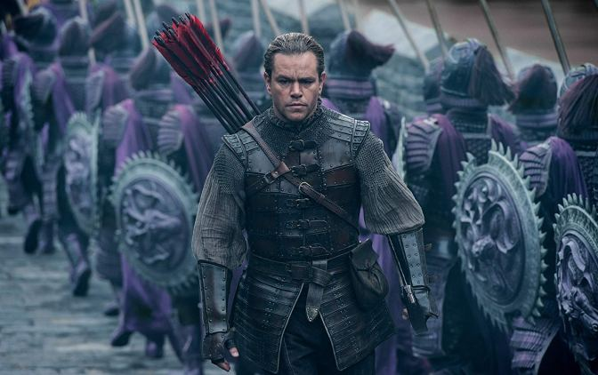 Movie Review Flashback: My Review of The Great Wall