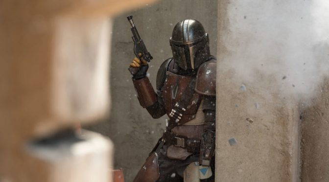 I Am So Excited for 'The Mandalorian'!