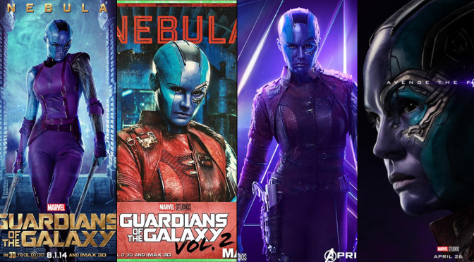 A Six-Year Poster Evolution: Nebula