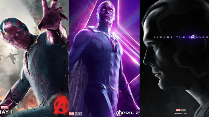 A Six-Year Poster Evolution: Vision