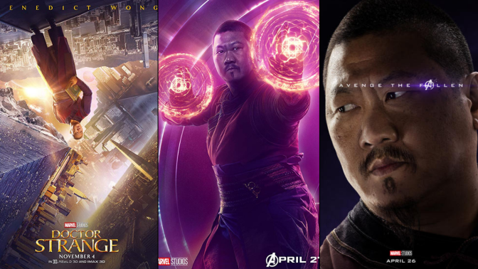 A Six-Year Poster Evolution: Wong