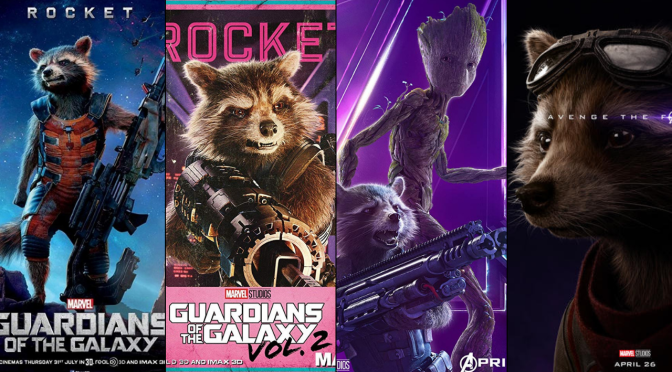 A Six-Year Poster Evolution: Rocket