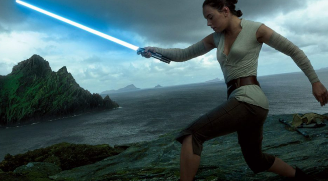 Throwback Saturday: My Favorite New Things From 'The Last Jedi'