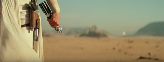 The Sandy Planet in 'The Rise of Skywalker' Teaser Isn't Tatooine, It's Jedha