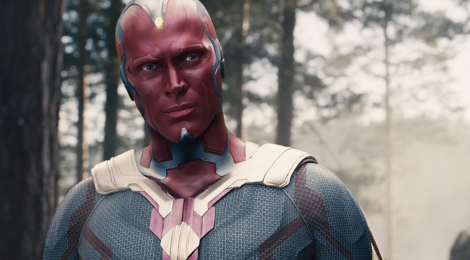 'What If…?' Reminds Us That Vision Was Always One of the Strongest Avengers