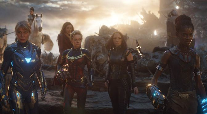 Throwback Friday: Should There Be An All-Female Avengers Movie and Who Should Be In It?