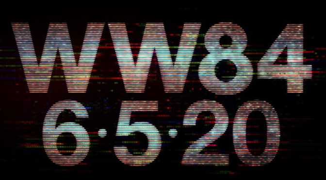 'Wonder Woman 1984' Gets Its First Poster