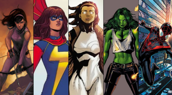 Throwback Friday: Here are 5 Characters I Hope Will Be in Phase 4 of the MCU