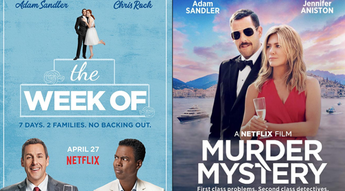 Movie Review Flashback: Two Netflix Originals, Two Adam Sandler Movies, Two Opinions