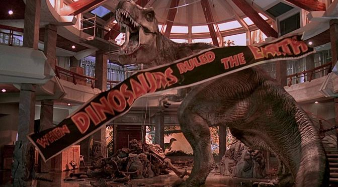 26 Years Later, 'Jurassic Park' Still Reigns Supreme