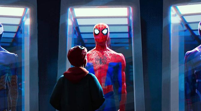 I Can't Stop Talking About 'Spider-Man: Into the Spider-Verse'