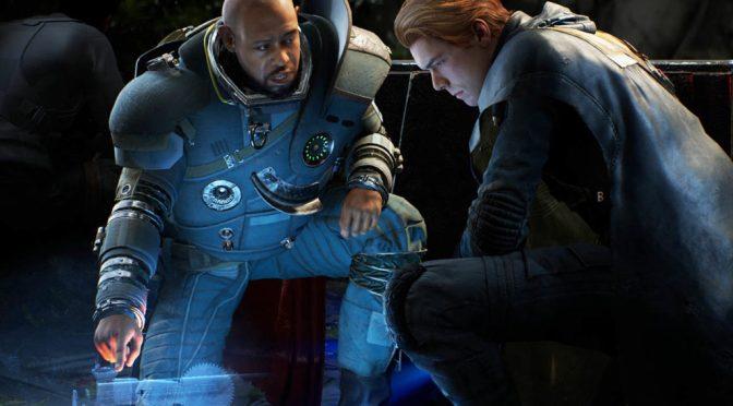 The 'Star Wars Jedi: Fallen Order' Gameplay Is Amazing
