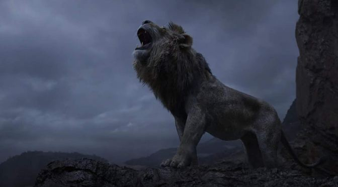 An Update Worthy for 'The Lion King'