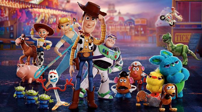 Movie Review Flashback: 'Toy Story 4'