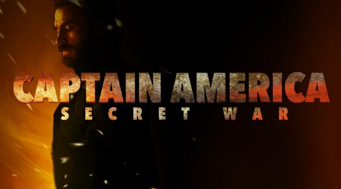 Captain America: Secret War (THIRTY-EIGHT)