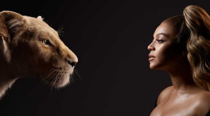 These Promo Photos for 'The Lion King' Are Breathtaking