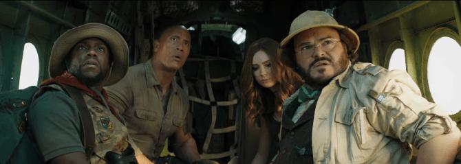 'Jumanji: The Next Level' Gets an Official Trailer