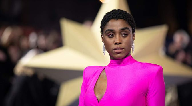 Lashana Lynch Is Set to Become a New 007. Ah!!!!
