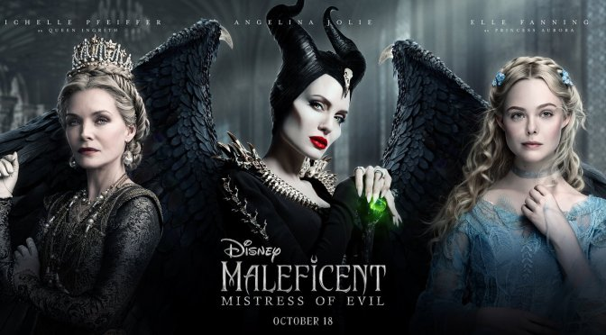 'Maleficent: Mistress of Evil' Gets An Official Trailer
