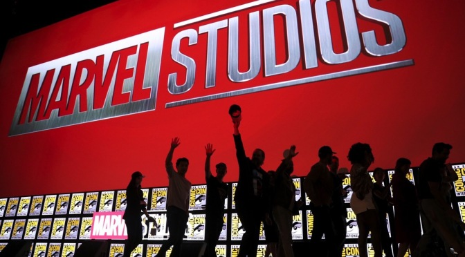 What's Your Favorite Moment from the Marvel Panel at San Diego Comic-Con?