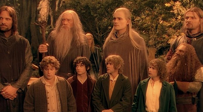 Why 'The Lord of the Rings' Is Amazing: The Cast and Characters