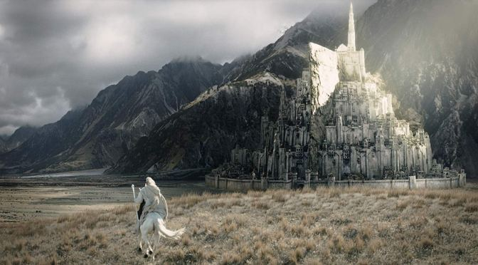 I Watched Every 'Lord of the Rings' Movie In IMAX!