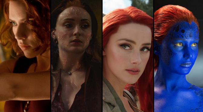 Which Redhead Reigns Supreme?
