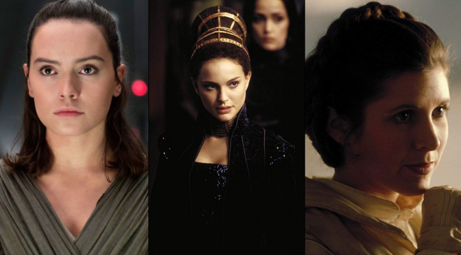 The Reason Why Padme Is the Worst 'Star Wars' Heroine; Comparing Sequels
