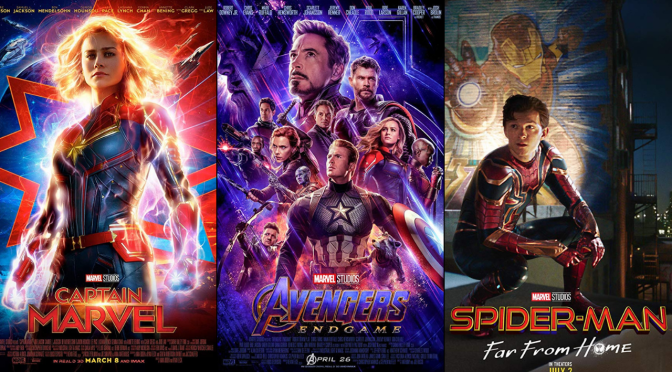 A Marvel Studios First