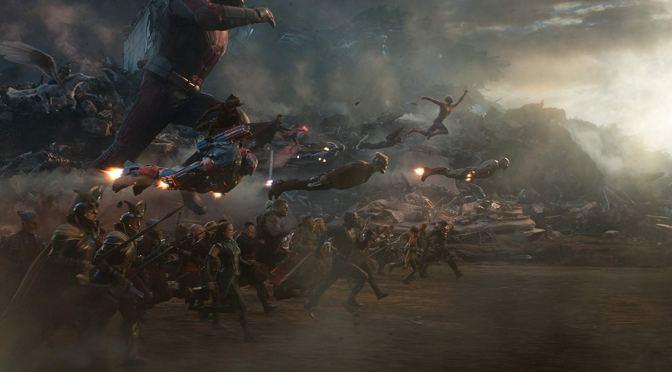 'Avengers: Endgame' at Home