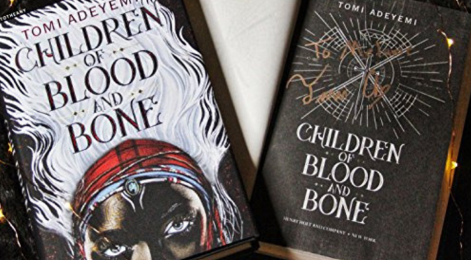 Throwback Friday: 'Children of Blood and Bone': A Great Fantasy Novel and Yet…I'm Not a Fan