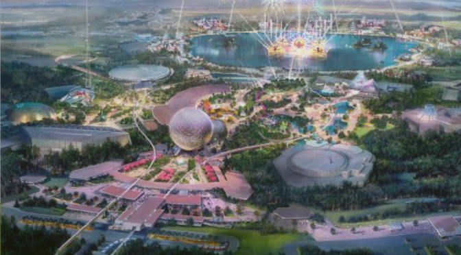 Epcot Is Going To Get a Little More Awesome