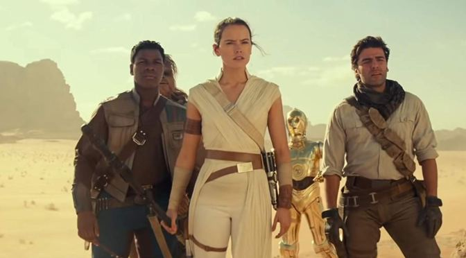 An Analysis of the New 'The Rise of Skywalker' Footage