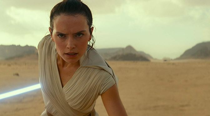 Rey's Looking Real Scary in This D23 Special Look of 'The Rise of Skywalker'