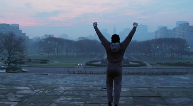 Watching 'Rocky' For the First Time