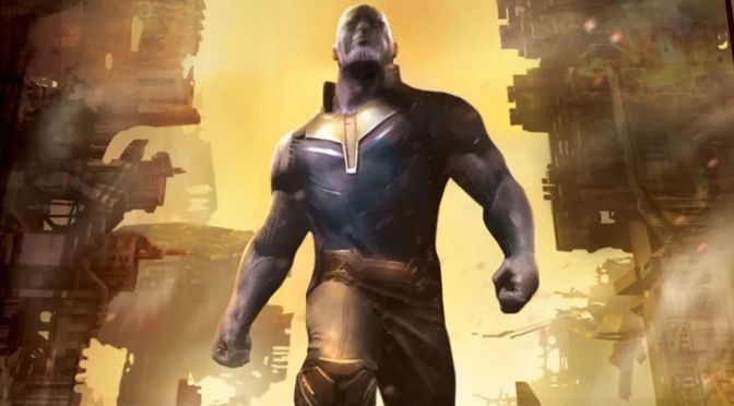 'Thanos: Titan Consumed' Is a Must-Read for Fans of the MCU