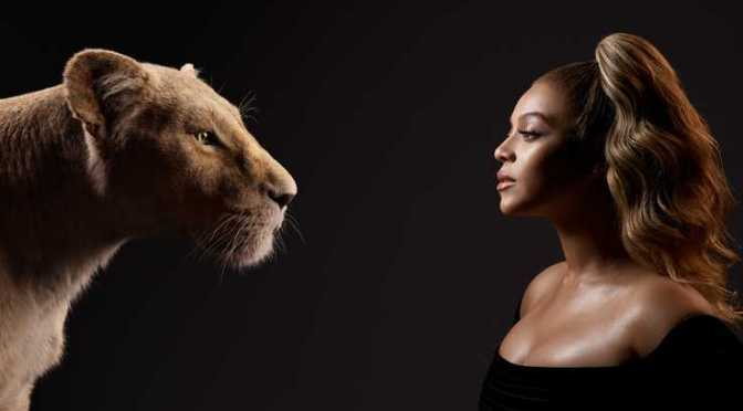 Have You Seen Beyonce's New Song for 'The Lion King'?
