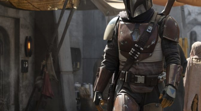 The Teaser Poster for 'The Mandalorian' Is Here!