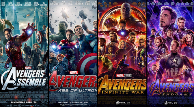 What's Your Favorite 'Avengers' Movie?