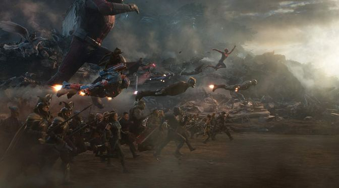 What Was Your Favorite Moment from the Final Battle in 'Avengers: Endgame'?
