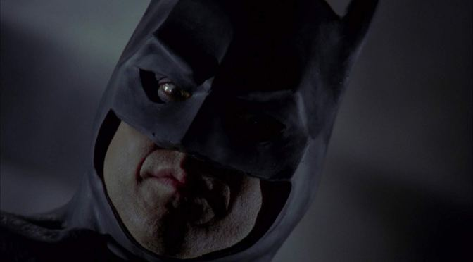 Michael Keaton Is the New Batman?