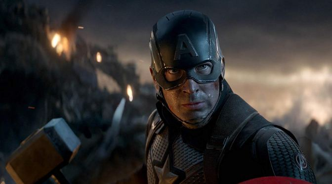 A Captain America Poster Appreciation Post