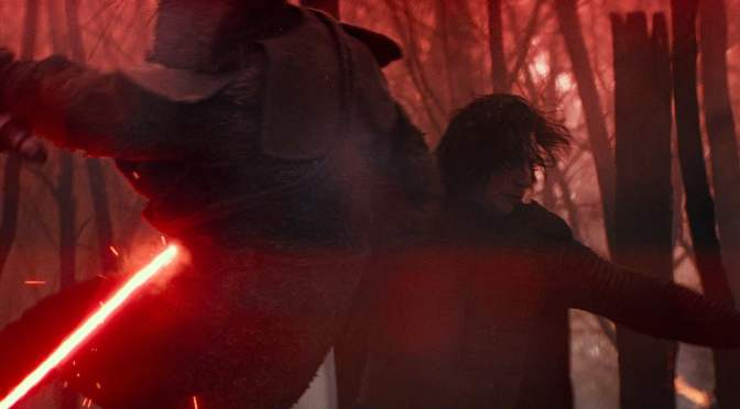'The Rise of Skywalker' Should Start With Kylo Ren