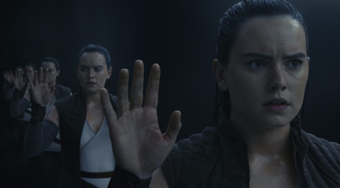 I Think I've Found the Proof that Rey Is a Palpatine Clone